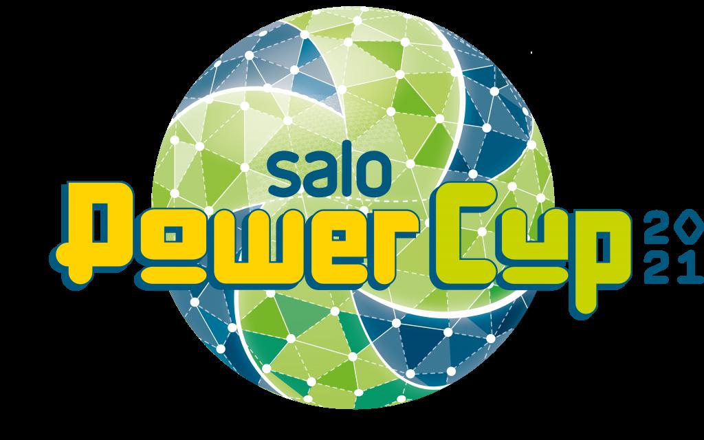 Lentopalloliitto PowerCup Logo